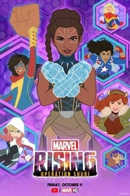 Marvel Rising: Operation Shuri 2019