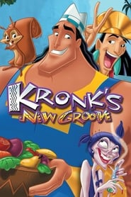 Poster Kronk's New Groove 2005