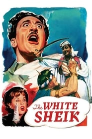 DVD cover image for The white sheik