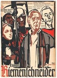 Poster Tilman Riemenschneider 1958