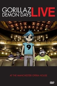 Gorillaz: Live in Manchester 2006