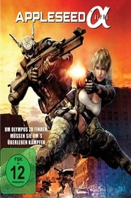 Appleseed Alpha [2014]