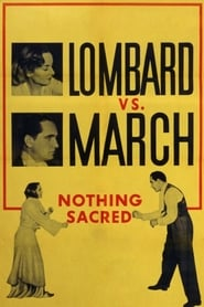 Poster Nothing Sacred 1937