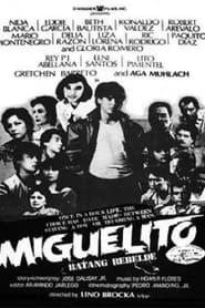 Watch Miguelito Batang Rebelde (1985)