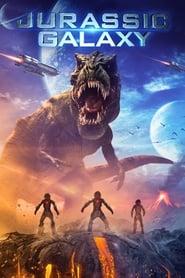 Poster Jurassic Galaxy 2018