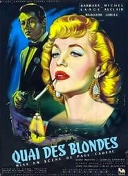 Quai des blondes 1954