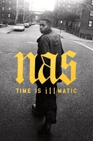 Poster Nas: Time Is Illmatic 2014