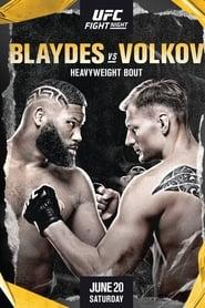 UFC On ESPN 11 Prelims