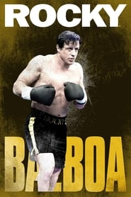 Poster for Rocky Balboa