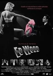 Ver Ed Wood Online HD Español y Latino (1994)