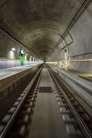 Gotthard Base Tunnel, Gotthard, Switzerland (2018)