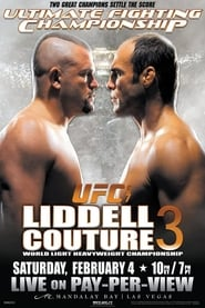 UFC 57: Liddell vs. Couture 3 - Azwaad Movie Database