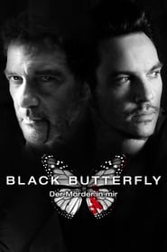 Gucke Black Butterfly