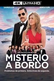 Misterio a bordo (2019)