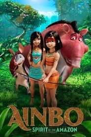 Poster Ainbo: Spirit of the Amazon 2021