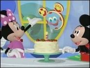 La Casa de Mickey Mouse 3x5