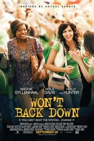 Won't Back Down (2012)