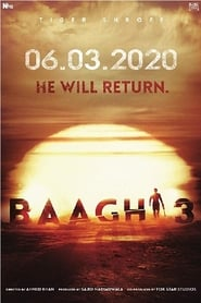 Baaghi 3 (2020) Full Movie Download Watch Online