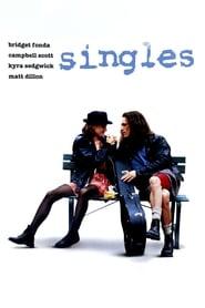 Poster Singles 1992
