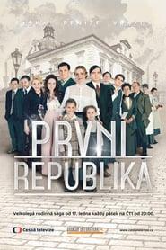Poster První republika 2018