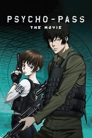 Poster Psycho-Pass: The Movie 2015