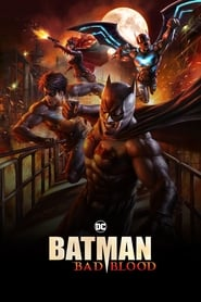 Batman: Mroczne Czasy / Batman: Bad Blood (2016)