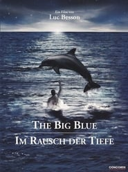 The Big Blue 1988 Poster