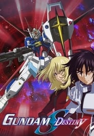 Mobile Suit Gundam Seed Destiny streaming vf poster