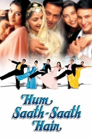 Hum Saath Saath Hain 1999 Hindi Movie AMZN WebRip 500mb 480p 1.5GB 720p 5GB 10GB 1080p