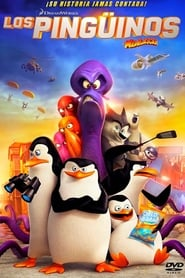 Los Pingüinos de madagascar la pélicula