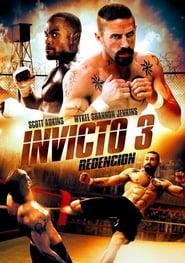 Invicto 3 Redención DVDrip Latino