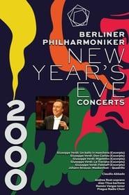The Berliner Philharmoniker's New Year's Eve Concert: 2000 2000