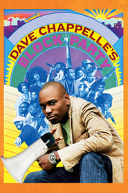 Poster for Dave Chappelle's Block Party