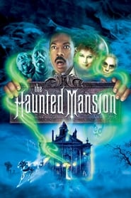 Poster for The Haunted Mansion