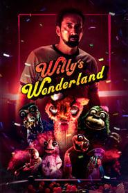 Willy's Wonderland - Their idea of fun is killer! - Azwaad Movie Database