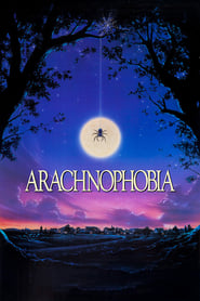 Poster for Arachnophobia