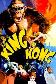Poster King Kong 1933