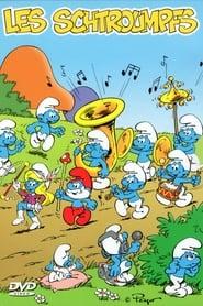 Poster Les Schtroumpfs 1989