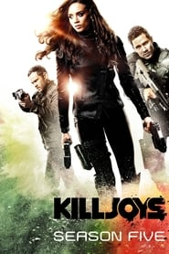 Killjoys - Season 4 Episode 4 : What to Expect When You're Expecting... An Alien Parasite Season 5