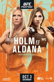 UFC on ESPN 16: Holm vs. Aldana (2020)