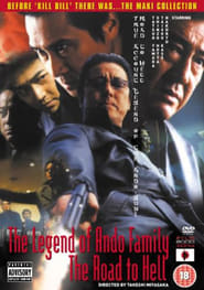 The Legend of Ando Family: The Road to Hell movie