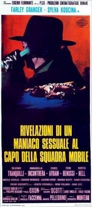Rivelazioni di un maniaco sessuale al capo della squadra mobile (1972)