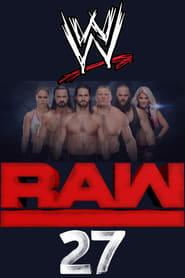 WWE Raw Season 27