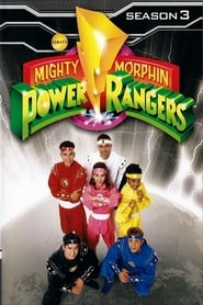 Mighty Morphin Power Rangers - Season 3 poster