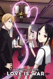 Kaguya-sama: Love is War streaming