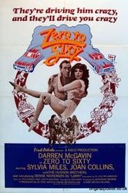 Poster Zero to Sixty 1978