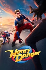 Poster Henry Danger - Season 1 Episode 9 : Too Much Game 2020