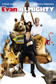 Poster Evan Almighty 2007