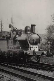 Irish Mail – L.& N.W. Railway – Taking up Water at Full Speed 1898