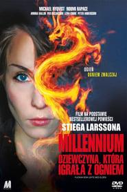 Millennium: Dziewczyna, która igrała z ogniem film online